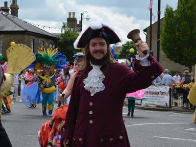 Lawrence Weetman - The Town Crier of Chatteris